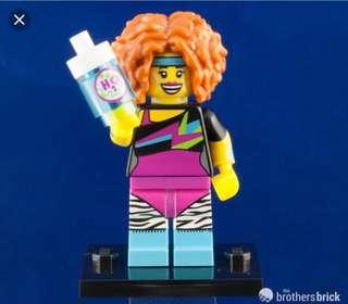 Lego Minifigure series 17 :