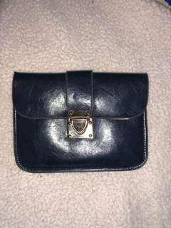 Princess Highway Leather Navy Blue Wallet
