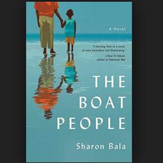 (ebook) the boat people by Sharon Bala