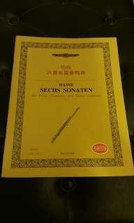 全新Hasse Six Sonata