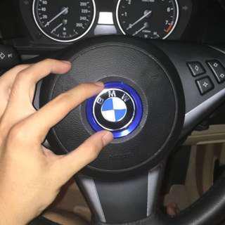 🚚 BMW Steering Wheel Trim