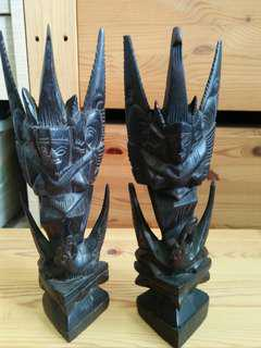WOOD CARVING FROM OVERSEA