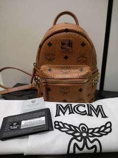 Mcm x-mini back pack