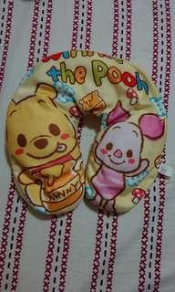 Q版winnie the pooh 頸枕