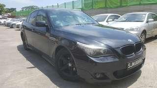 BMW 525XL E60