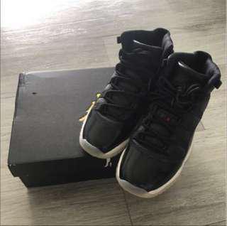 Air Jordan 11 (size 4Y)