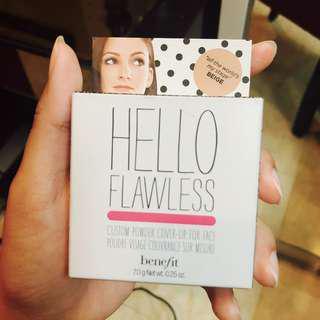 Benefit Hello Flawless Powder (Beige)