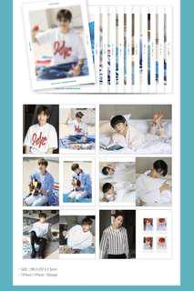 *MEMBER SET* WANNA ONE SUMMER PACKAGE LOOSE