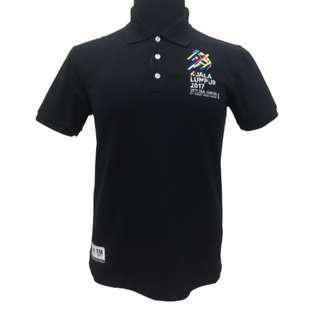 #3x100 KL 29th SEA GAMES COLLAR T SHIRT