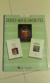 Disney Movie Favourites for Flute