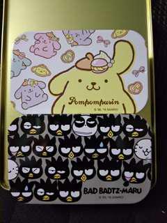 XO 布甸狗 伸拉式 飾物盒 sanrio 企鵝 ((😀清貨😀))