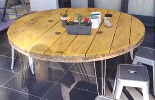 Cable table