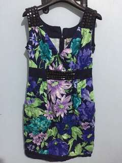 Beauty Floral Dress