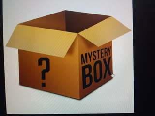 Clothing Mystery box