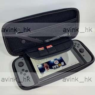 (大量 全新) nintendo switch 套 可以撑起主機 switch 機套 任天堂 switch 保護包 機袋 nintendo switch 保護套 可放遊戲 nintendo switch 機袋 console case