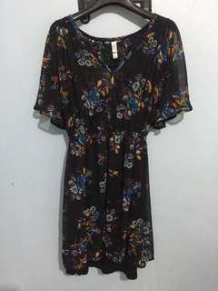 Xhilaration Printed Dress