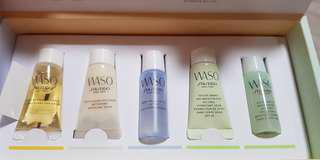 WASO Shiseido Trial set