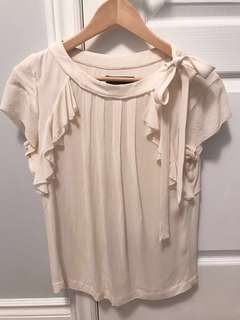 Robert Rodriguez silk top in size 4