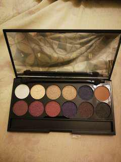 Sleek Eyeshadow Palette Vintage Romance