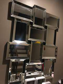 Decorative Wall Mirror Bevelled