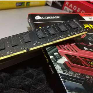 Faulty 4GB DDR3 Corsair Vengeance