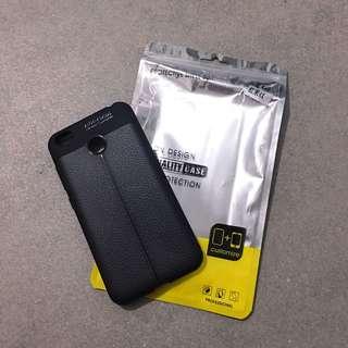 Xiaomi Redmi 4x Autofocus Black TPU Case