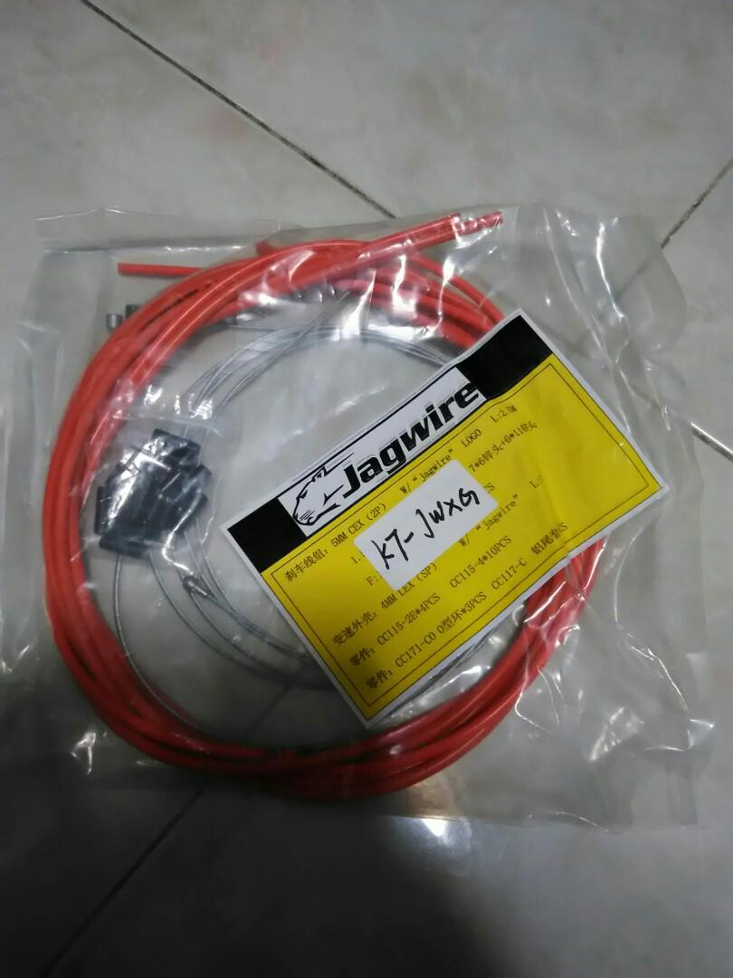 2.5m jagwire brake cable for sale