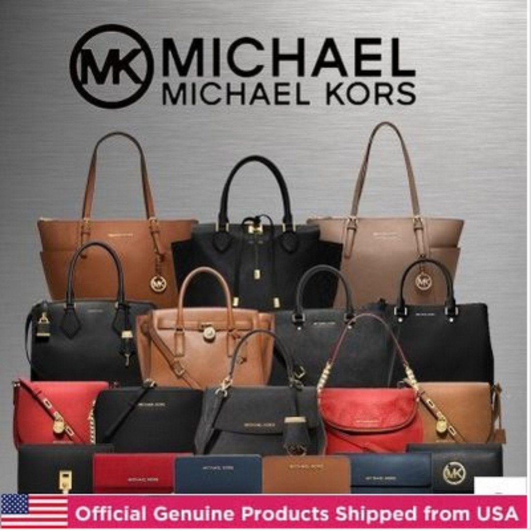 c407ad8b8cc9a6 Michael Kors ] department store 100 Type Wallet / BAG Collection ...