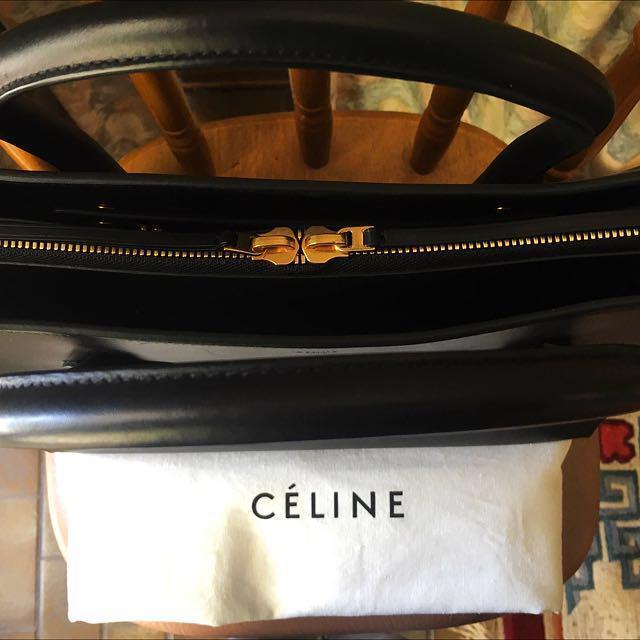 Authentic Celine Medium Boxy Bag