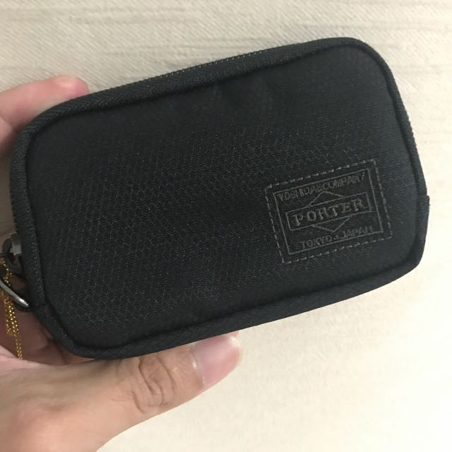 2498aa8ea81 Authentic  Brand New Porter Coin Pouch Cum Card Holder