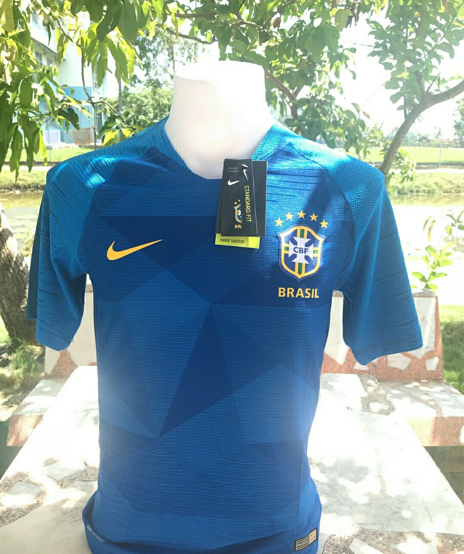 01f068746b9 Brazil Away Jersey FIFA World Cup 18(Player Issue)