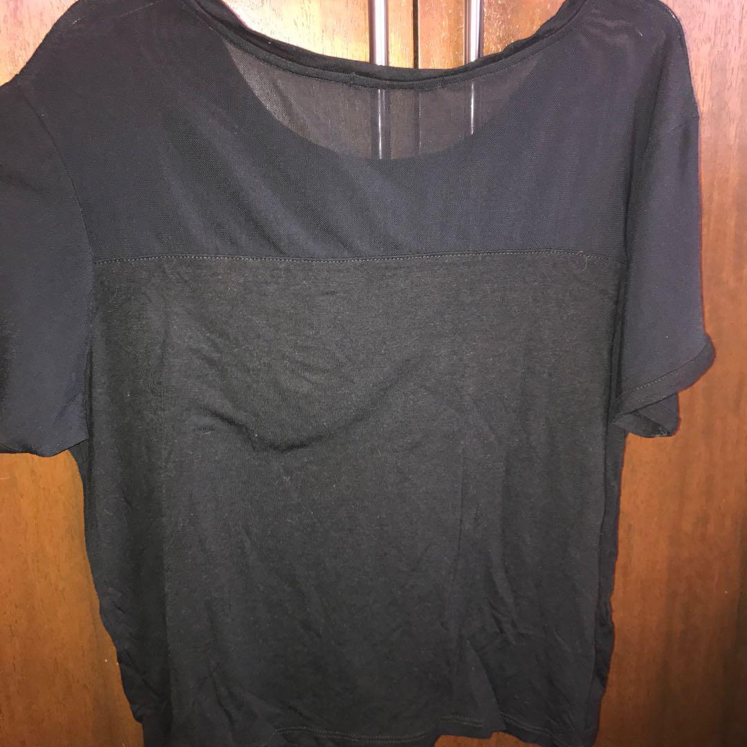 Cotton On Mesh Tshirt