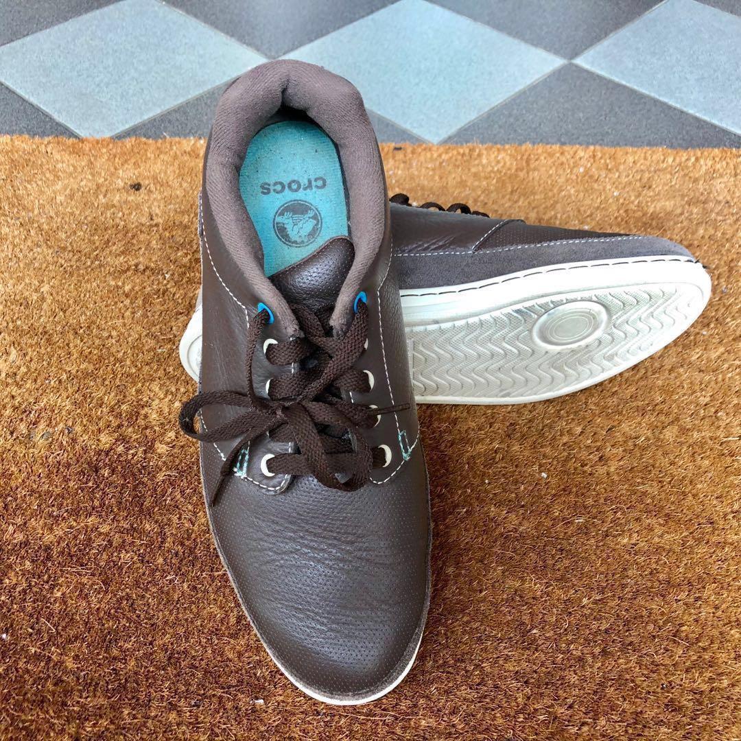 723f8ec27cb Crocs Men Shoes Casual Dressy Size M9