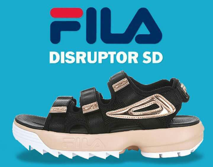 fila disruptor 2 sandal