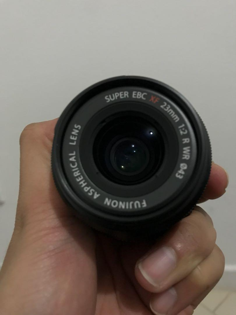 For Sale! Fujinon 23mm F2