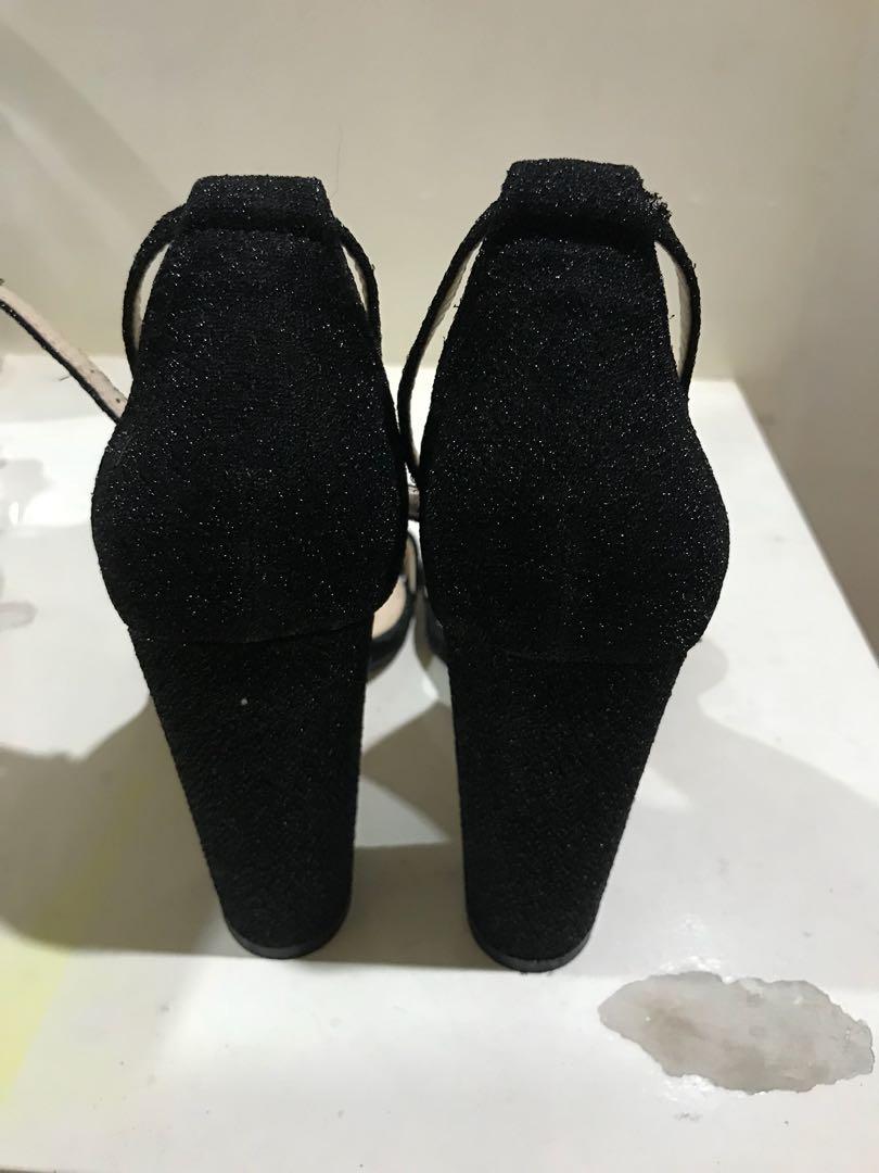 300ce12e9ed Forever 21 Block Heels Size 7