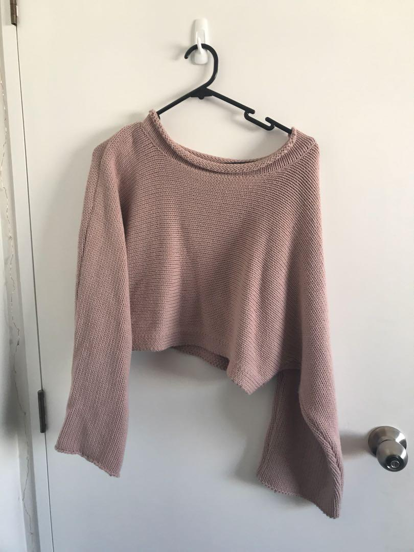 Glassons Purple Knit