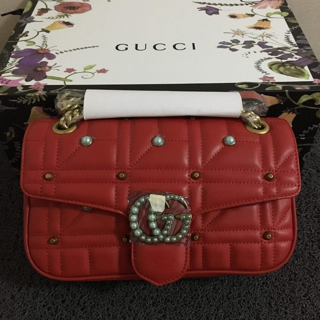 3a0b2b17e5d6 Gucci GG Marmont Bag