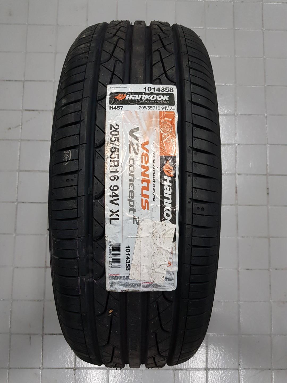*PROMOTION* Hankook new tyres!!
