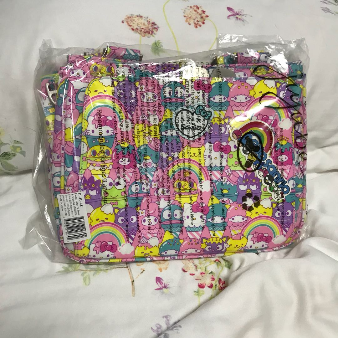 962dcec13 Jujube Hello Sanrio Sweets Be Sassy, Babies & Kids, Strollers, Bags ...