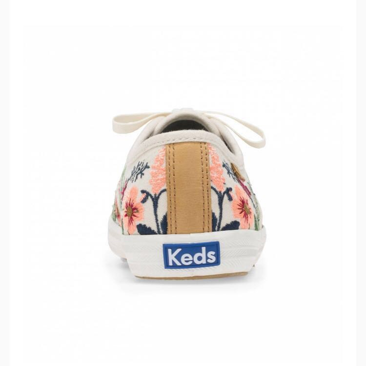 8c8ef705deda5 Keds x Rifle Paper Co Limited Edition Herb Garden Embroidered Champion  Sneaker US8