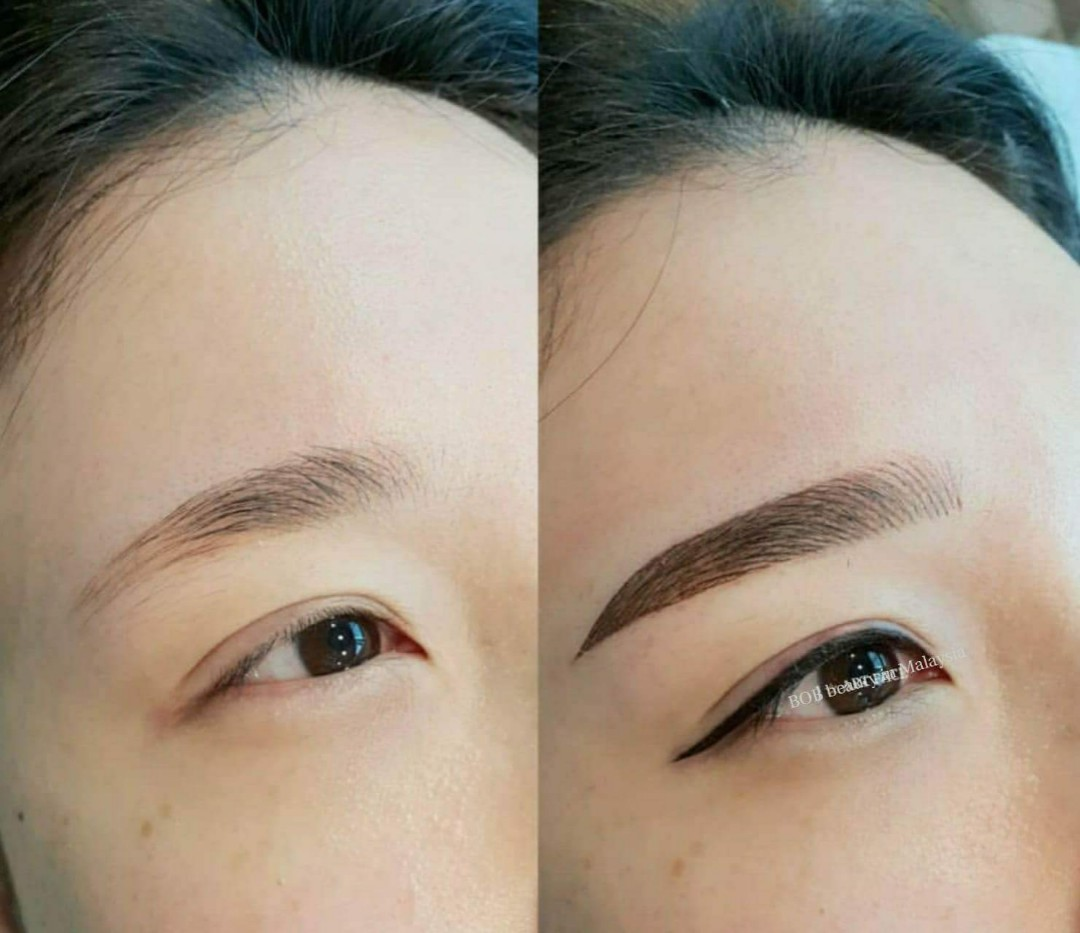 Korea Painless Embroidery Health Beauty Makeup On Carousell