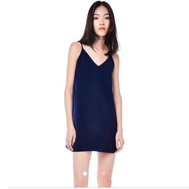 dd6cc940d96d LF: TEM Veronika Slip Dress, Women's Fashion, Clothes, Dresses ...