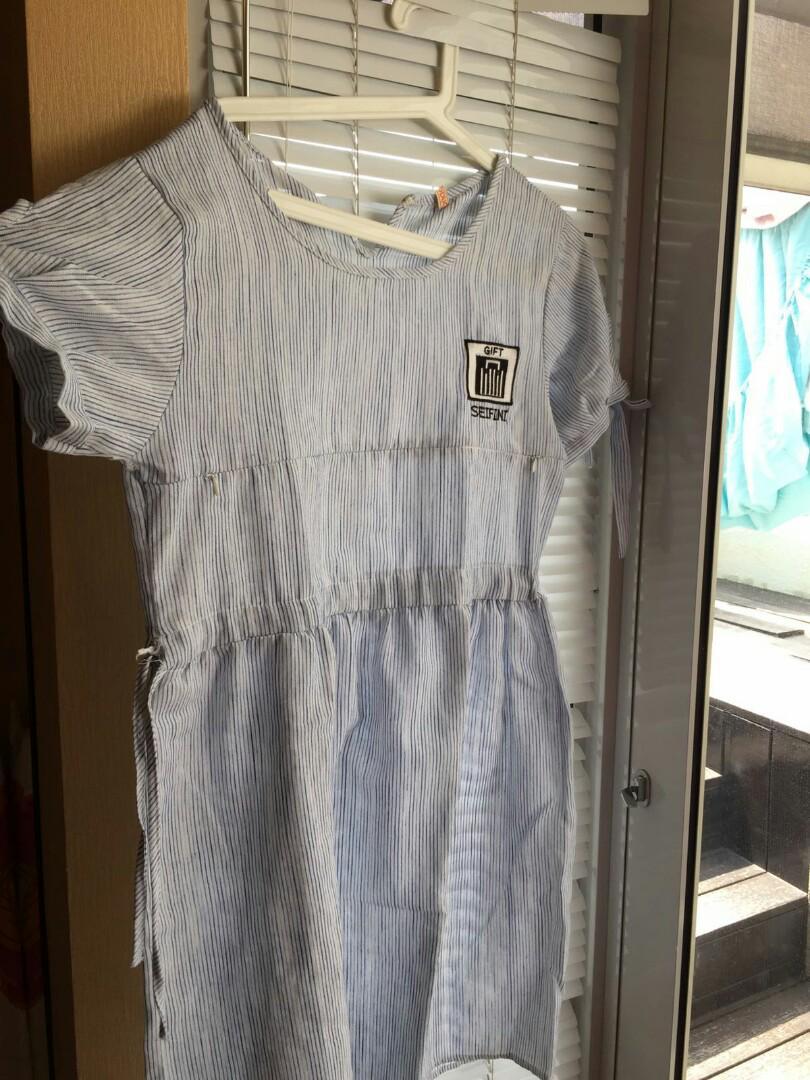 Mommy Nursing Dress