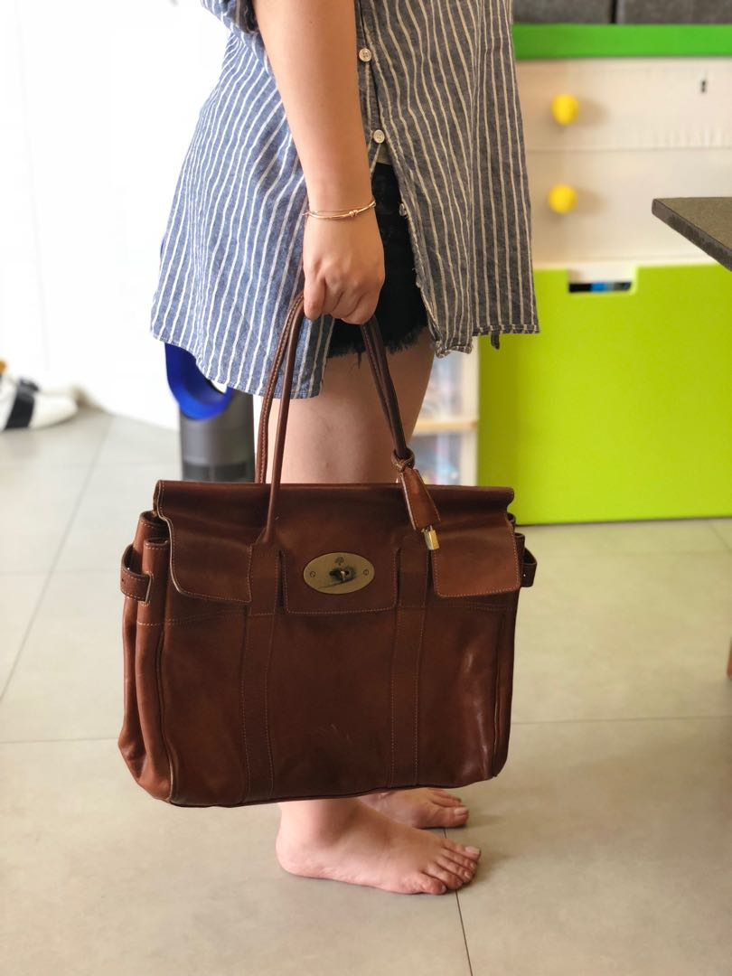 657dce4d65 Mulberry Bag -2nd hand, Luxury, Bags & Wallets on Carousell