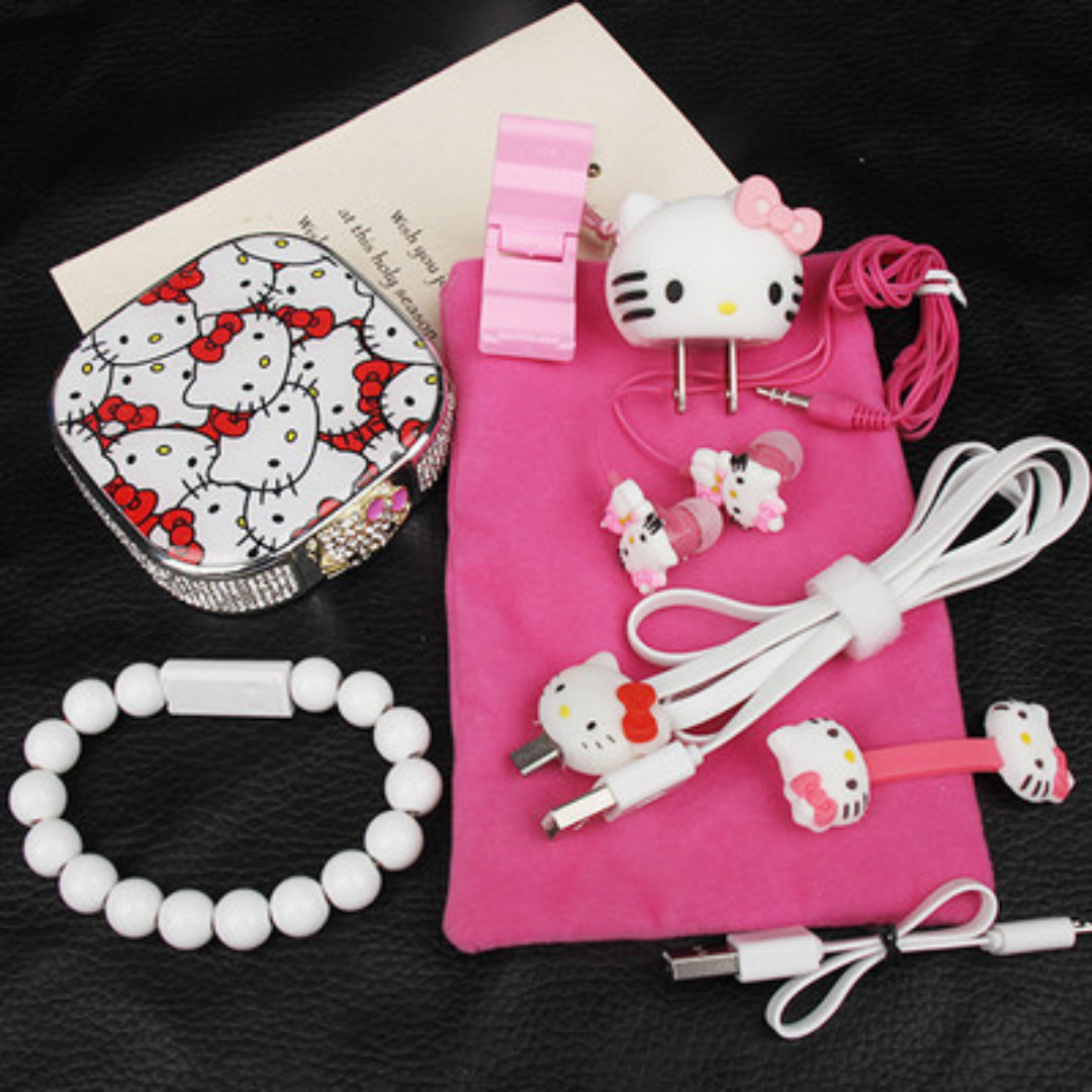 53ae9bd8d NEW] [PO] PROMOTION FOR MONTH OF AUGUST !! Pretty cool HELLO KITTY ...