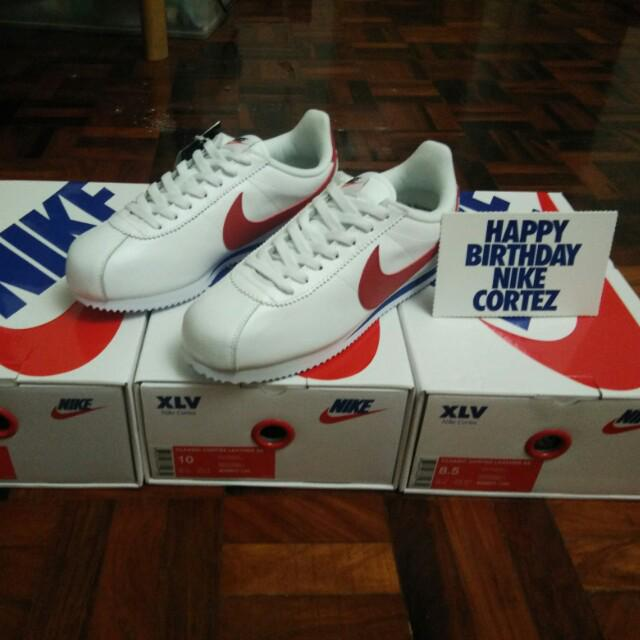 Nike Cortez Forrest Gump XLV Edition on Carousell