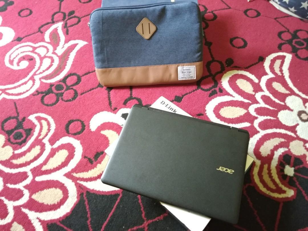 Paling Murah! Laptop Acer Tipis