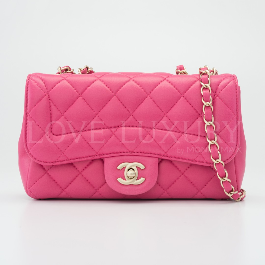 4c0eb127340a6a Preowned Chanel, Mademoiselle Chic Mini Flap Bag - 21939395 ...