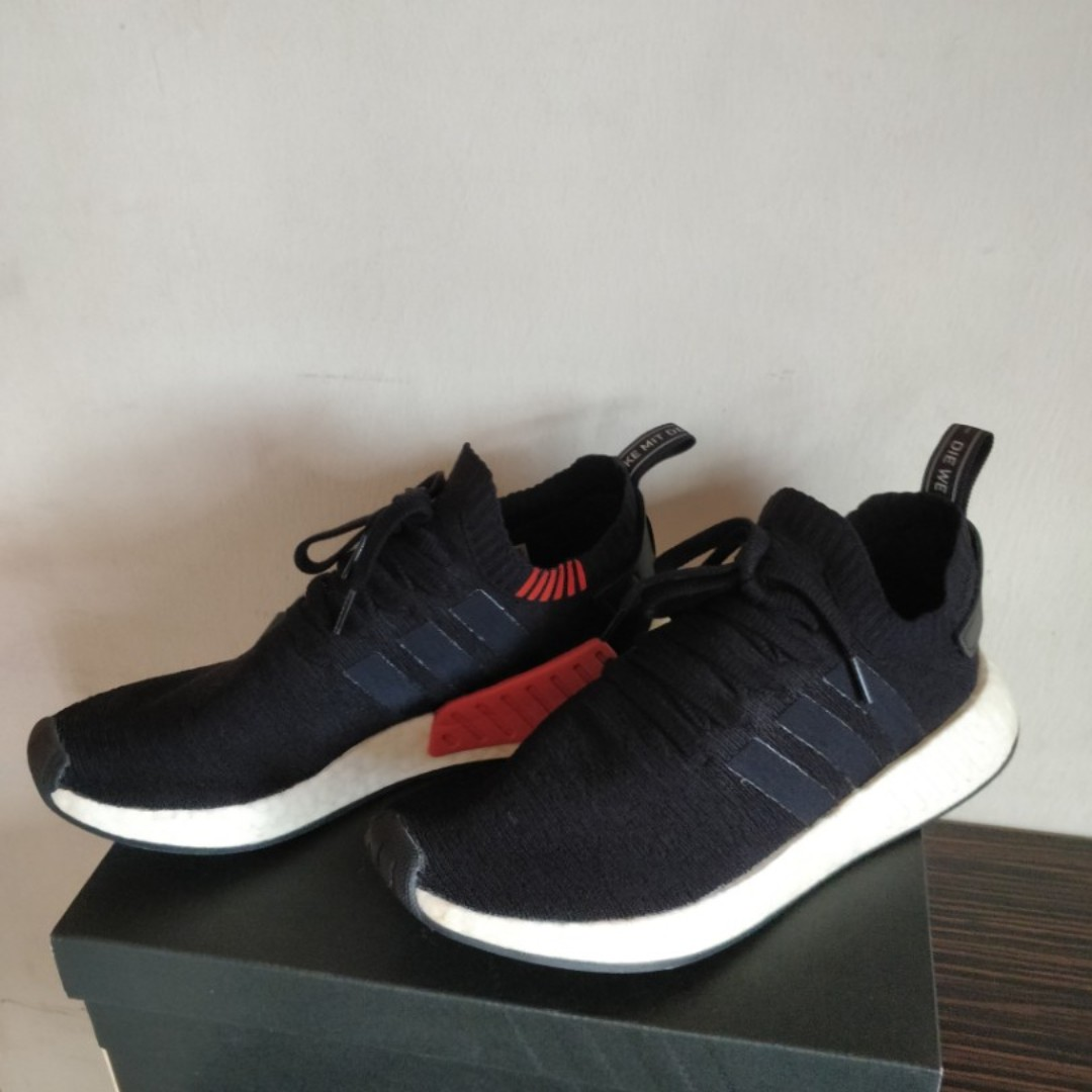 dcfcbe220bb39 PRICE REDUCED  ADIDAS NMD R2 PRIMEKNIT BB6859 FOOTLOCKER EXCLUSIVE ...